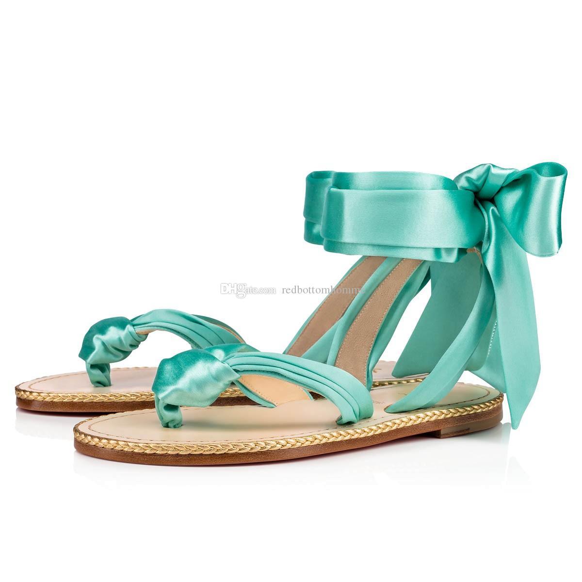 Discount Elegant Flat Sandals Women