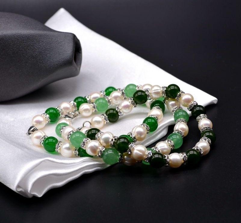freie Farbauswahl Perlen Armbänder Perlen 8mm Strassperle