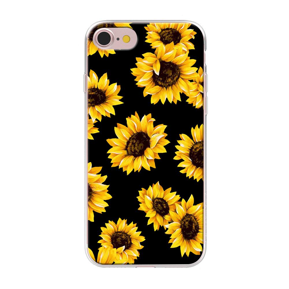 iphone 7 sunflower case