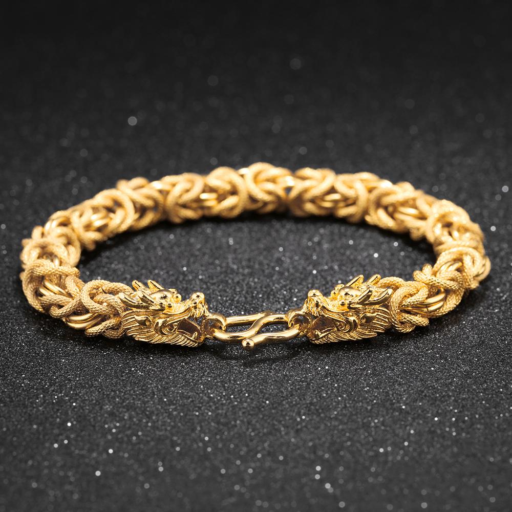 Mode Dragon Design bracelet chaîne bracelet hommes cadeau