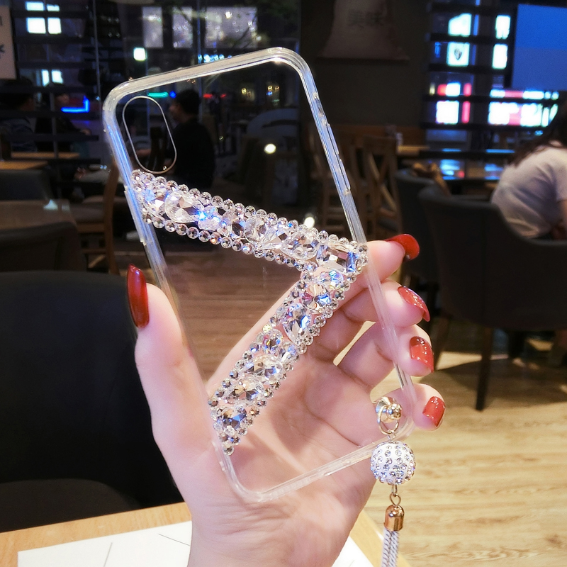 V shape diamond handmade (4)