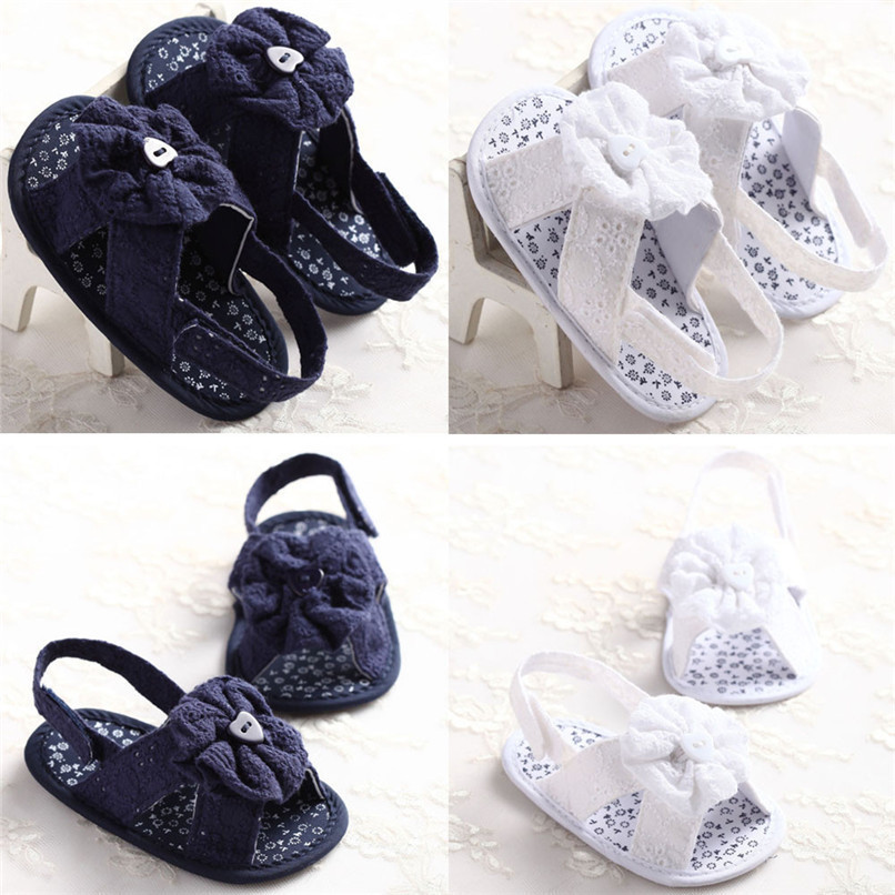 Summer Baby Girl Sandals Toddler Baby Flower Princess Cotton Fabric Sandals Girls Kid Shoes NDA84L25 (10)