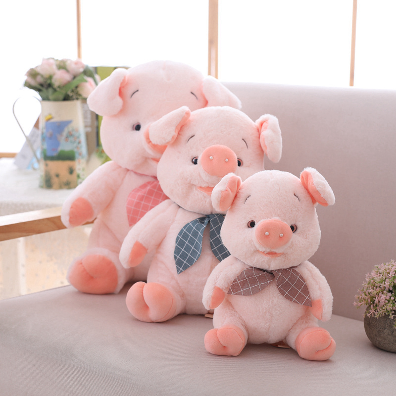 Plush toy stuffed doll wibbly pig cute piggy valentine lover birthday gift 1pc