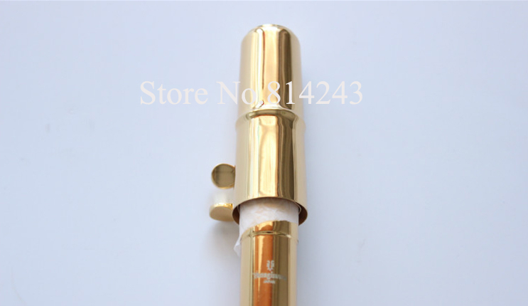 Yanagisawa Saxophone Metal Mouthpiece For Alto Tenor Soprano Saxophone No 7 High Quality Musical Instrument New Saxophone Accessories