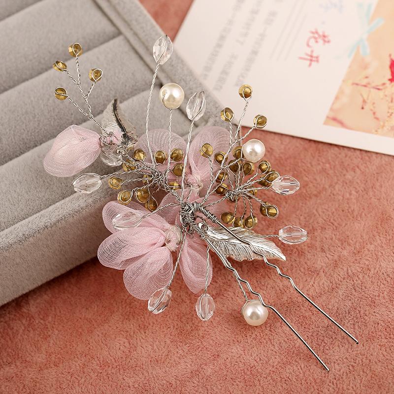 Silver Hairpins (3)