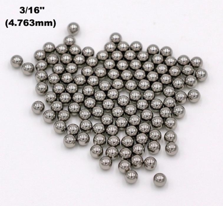 """19mm 50 PCS G10 Hardened Chrome Steel Bearing Balls 3//4/"""" inch"""