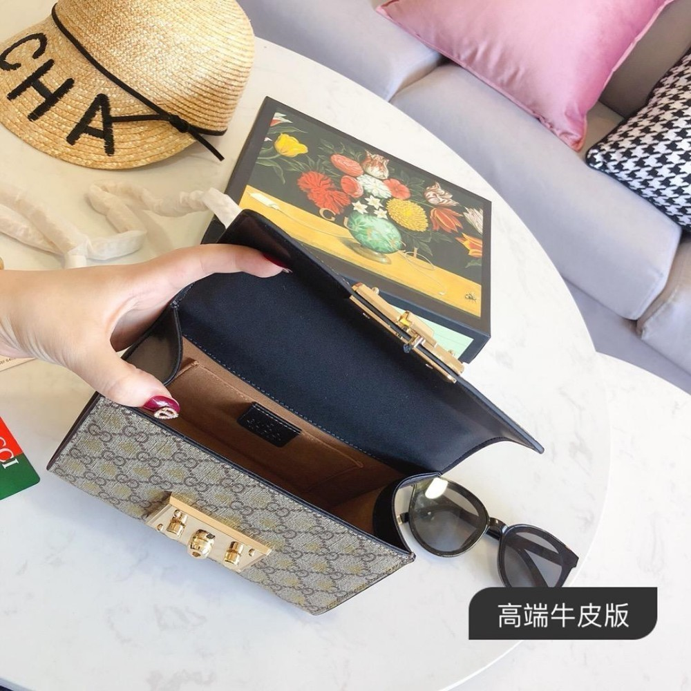 Letter casual tote lady women shopping bag leisure PU genuine leather handbags shoulder party travel Fashion girl storage pouch