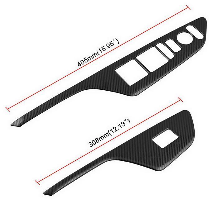 Модные новые прочные автомобильные аксессуары для переключателей стеклоподъемников для Honda Civic Автомобильные модные Civic автомобильные переключатели для подъемников окон