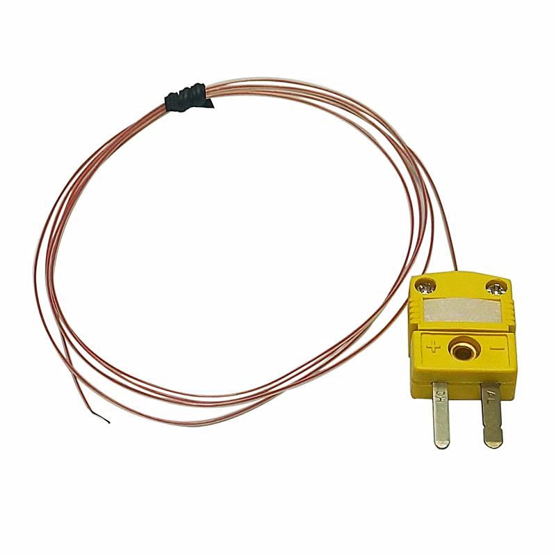 2M M6 K-Type Screw Thermocouple Temperature Controller 0-600℃ Sensor Probe FI