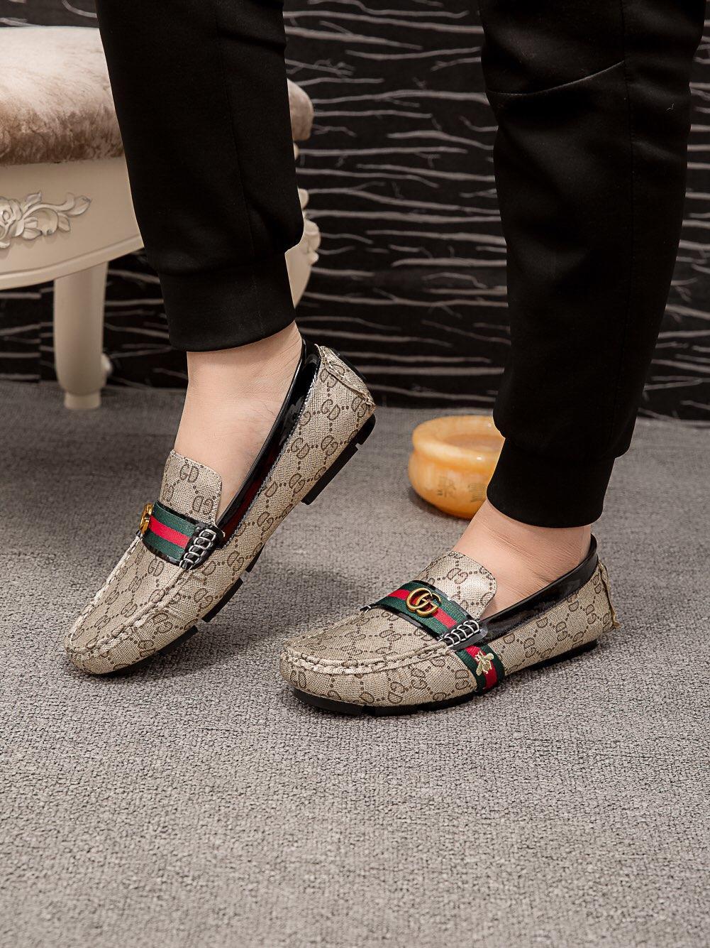 Yeni 2019 Toptan kaliteli Mens Siyah taban Günlük Ayakkabılar Boyut 070902