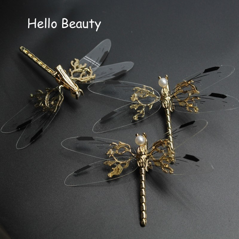 Wholesale Dragonfly Hair Clip Buy Cheap In Bulk From China Suppliers With Coupon Dhgate Com