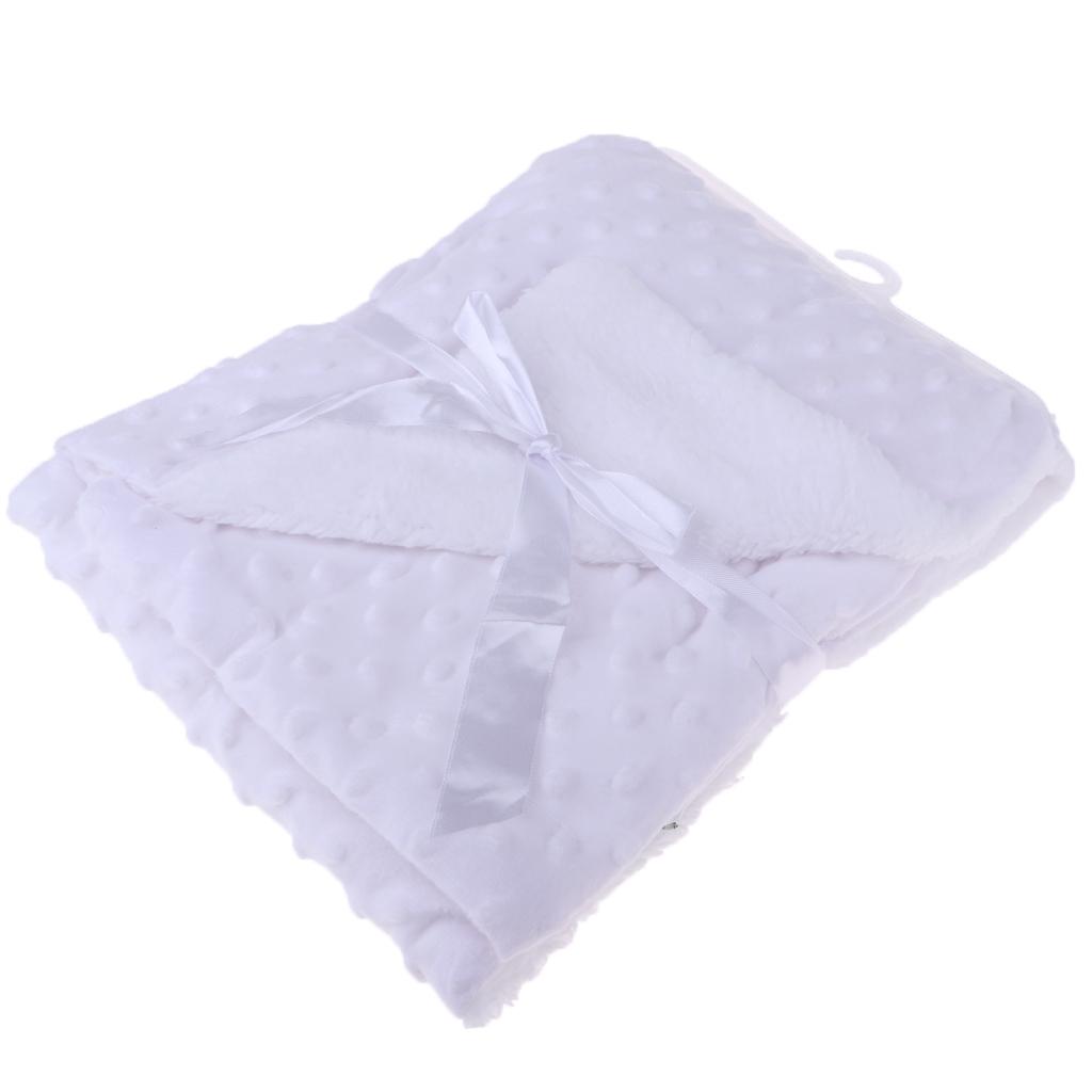 Baby Super Soft Blase Decke Neugeborenen Jungen Mädchen Kinderbett Decke