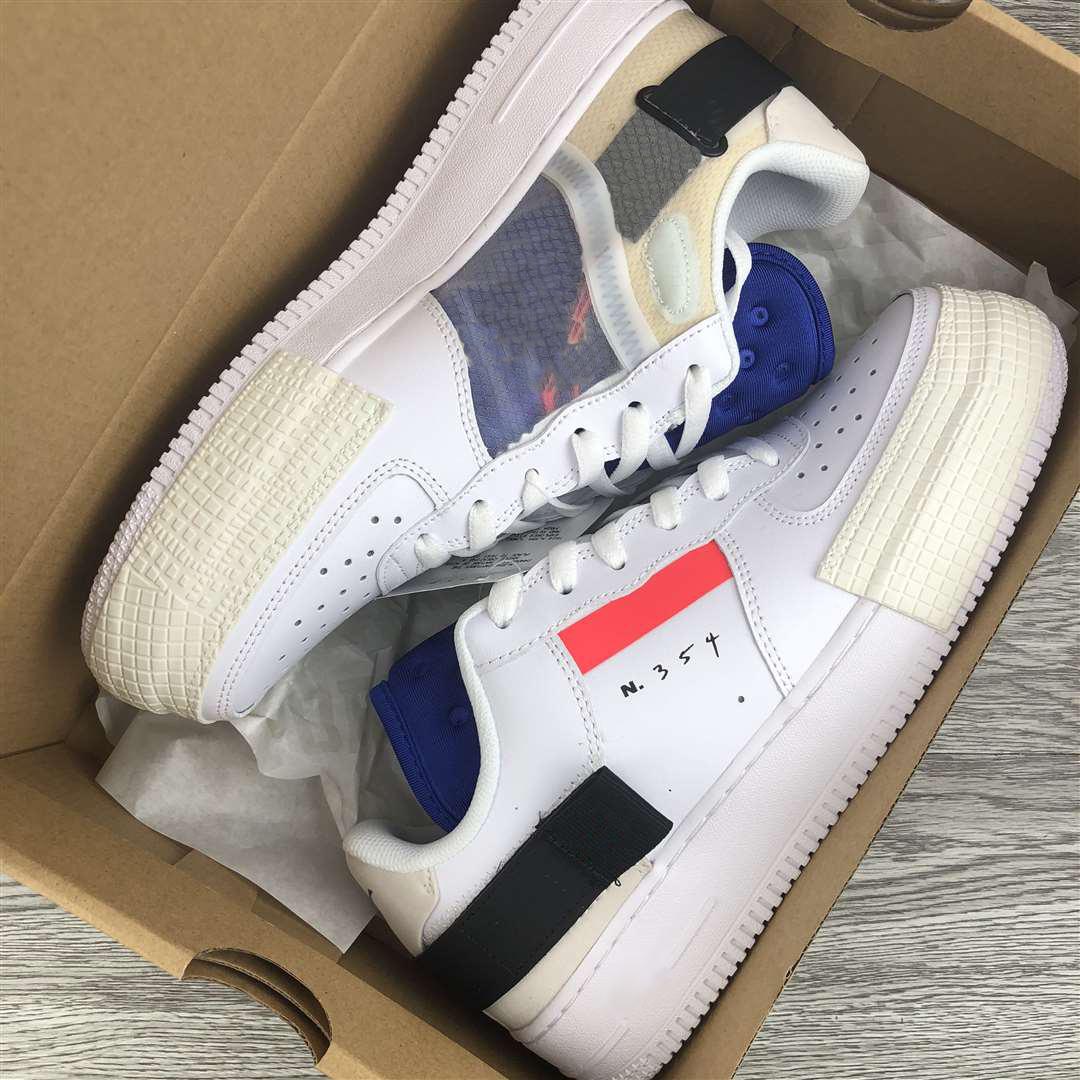 2019 Mens Forced N.354 Type GS Chaussures de course basses Skateboard Designer Sneakers Pour Femmes Dunk one Sports Classic 1 07 Baskets des