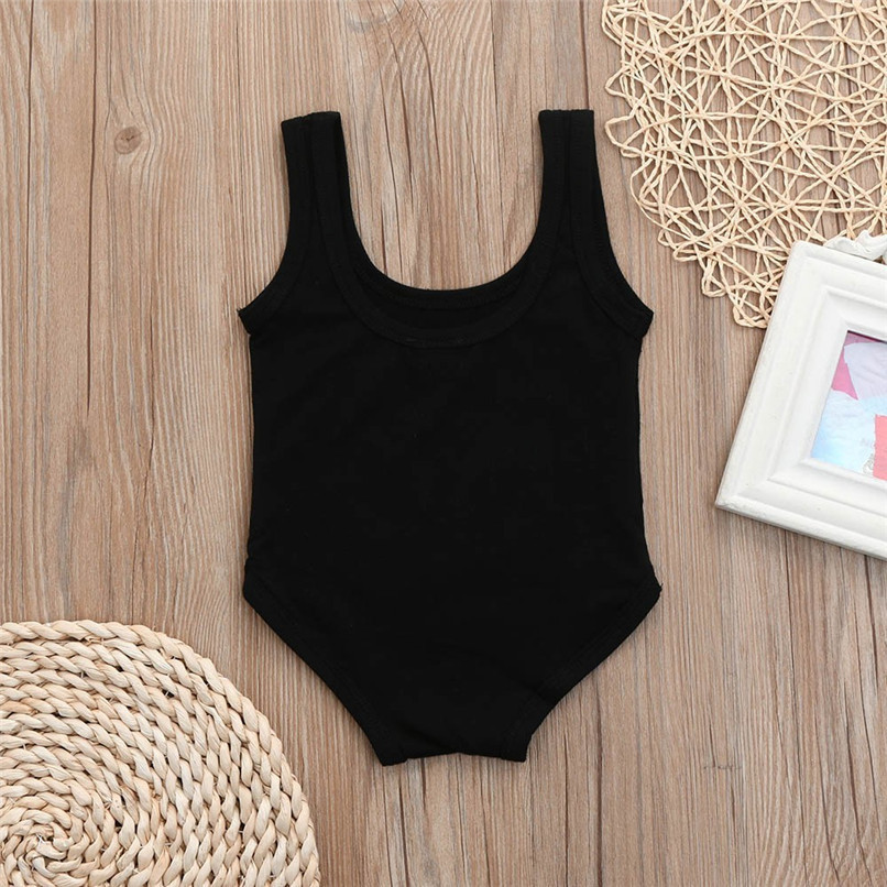 Swimwear for Girls Toddler Infant Kids Baby Girls Letter Printed One Pieces Sleeveless Vest Swimwear Beach Swimsuit Clothes JE22 (7)