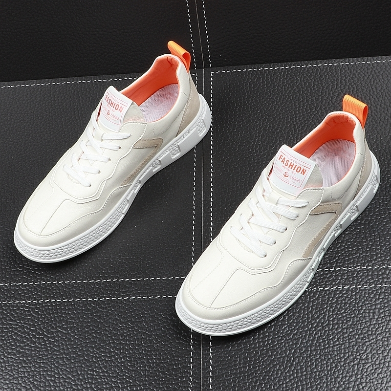 Memorable2019 Korean Pattern New Literature Young Students Joker Casual Restore Ancient Ways Trend Male Shoe Low Help Flat Shoes You