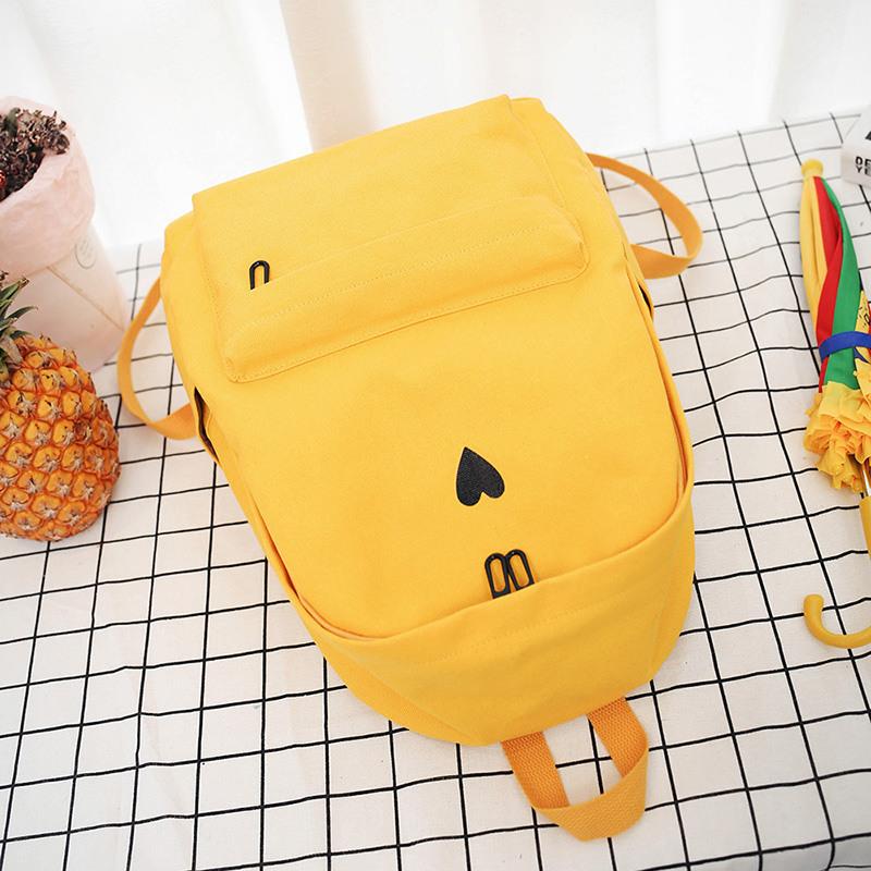 yellow bag 3