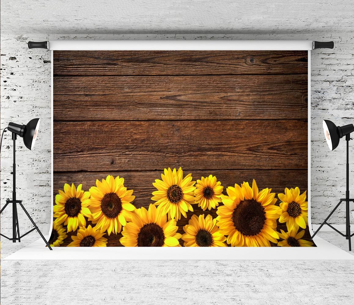 cm 34 in legno Orologio da parete stile vintageGirasoli