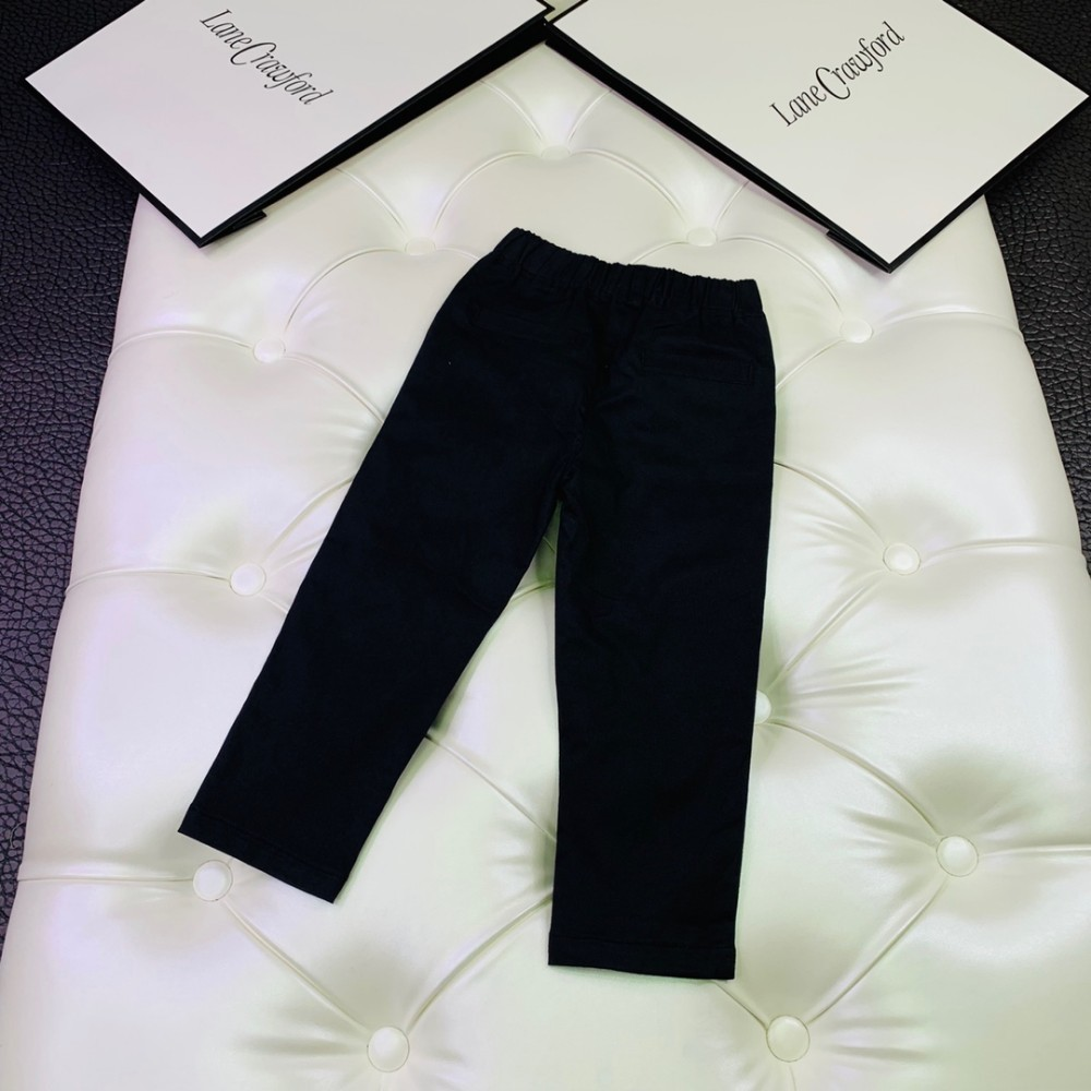 D autunno vestito bambini ragazzi tuta a maniche lunghe pantaloni casual con set camicia camicia ricamata