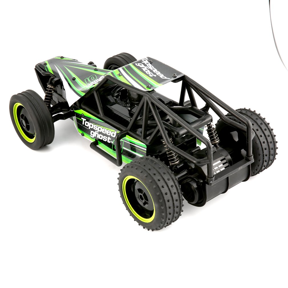 2.4G Big RC Car 1/10 4WD RC Racing Car 23KM/h High Speed Remote Control Vehicle The Best Gift for Boy