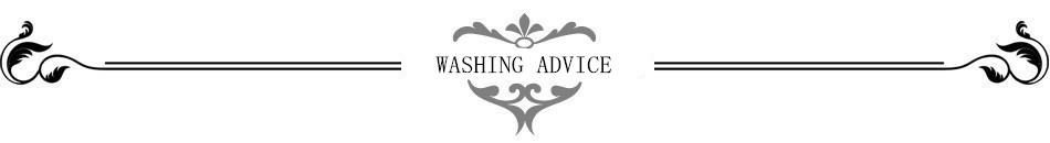 WASHING ADVICE_