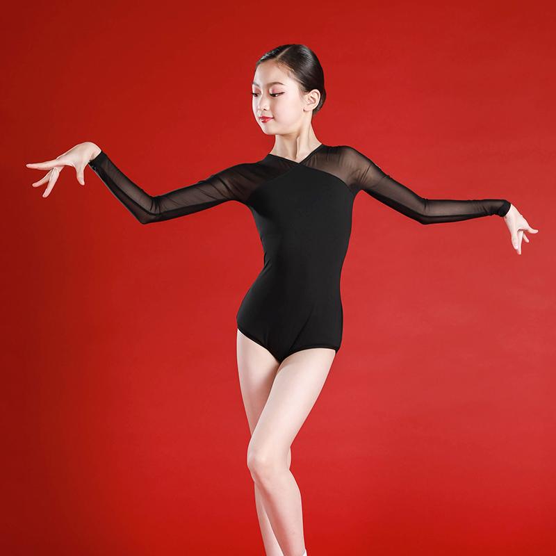 New Style Fairy Girls Kids Rinestone Gymnastics Ballet Dancewear Leotards 4-16Y
