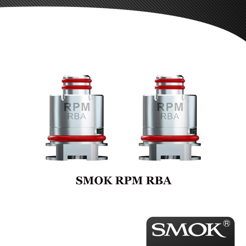 100 Original Smok Rpm 40 Rba Coil 0 6ohm Built In Coil For Smok