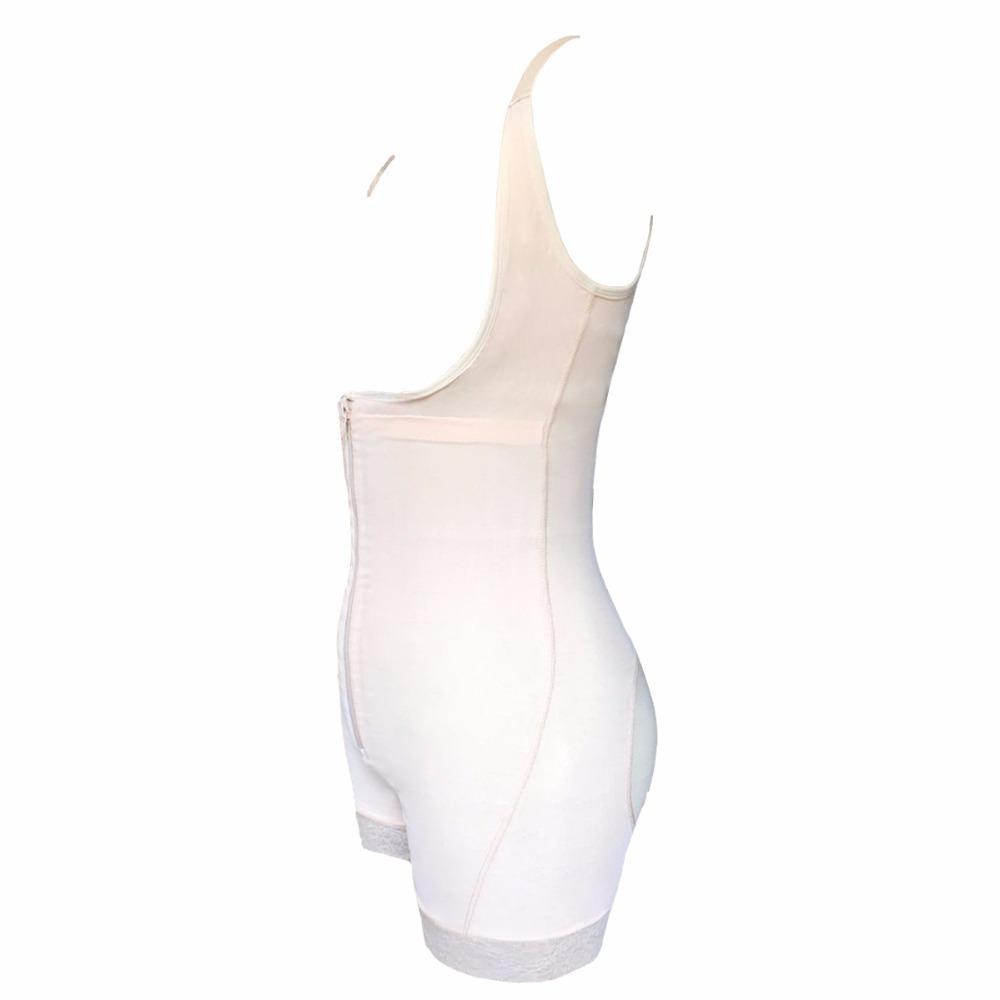 Tummy Control Underbust Bodysuit Shapewear Hot Sexy Butt Lift Shaper Women Corset Slimmer Waist Trainer Firm Plus Size S-6XL (7)