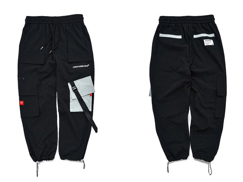 Pockets Cargo Harem Pants 1