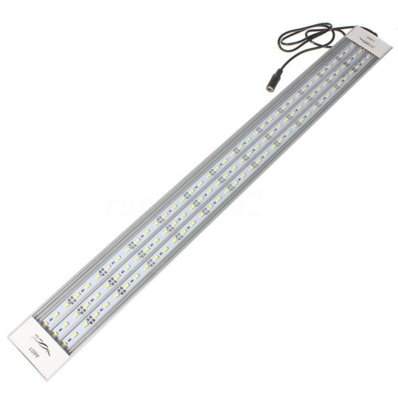 A-Series Aquarium 5730 LED Lamp 12-39W LED Fish Tank Light 100~240v Brief Aquarium Aquatic Water Plant Grow Light1