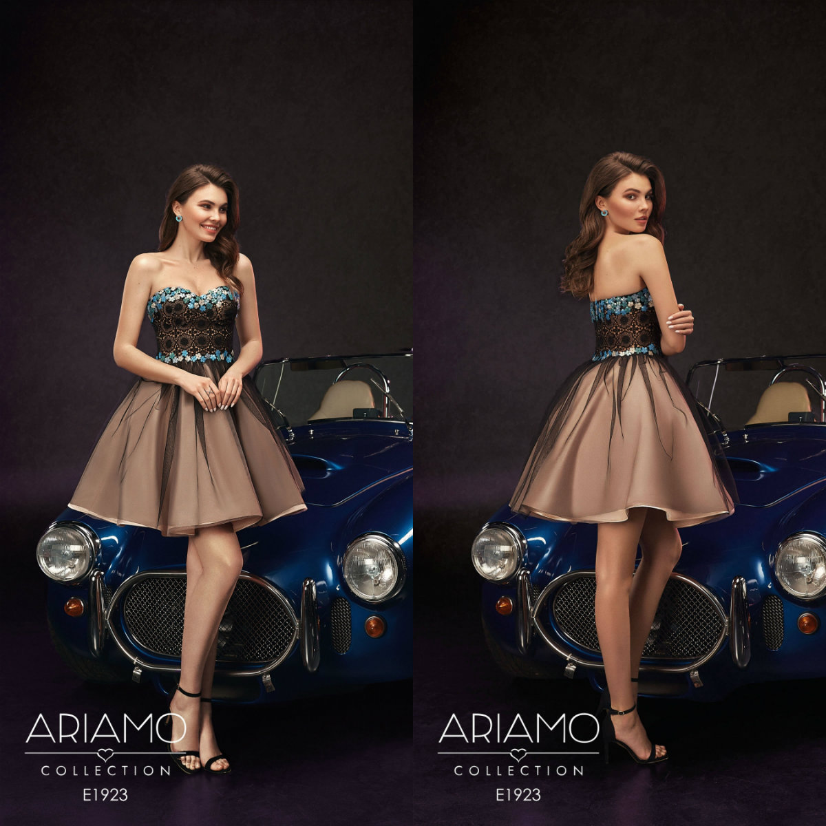 E-Girl E1923 Falda Plisada para Mujer