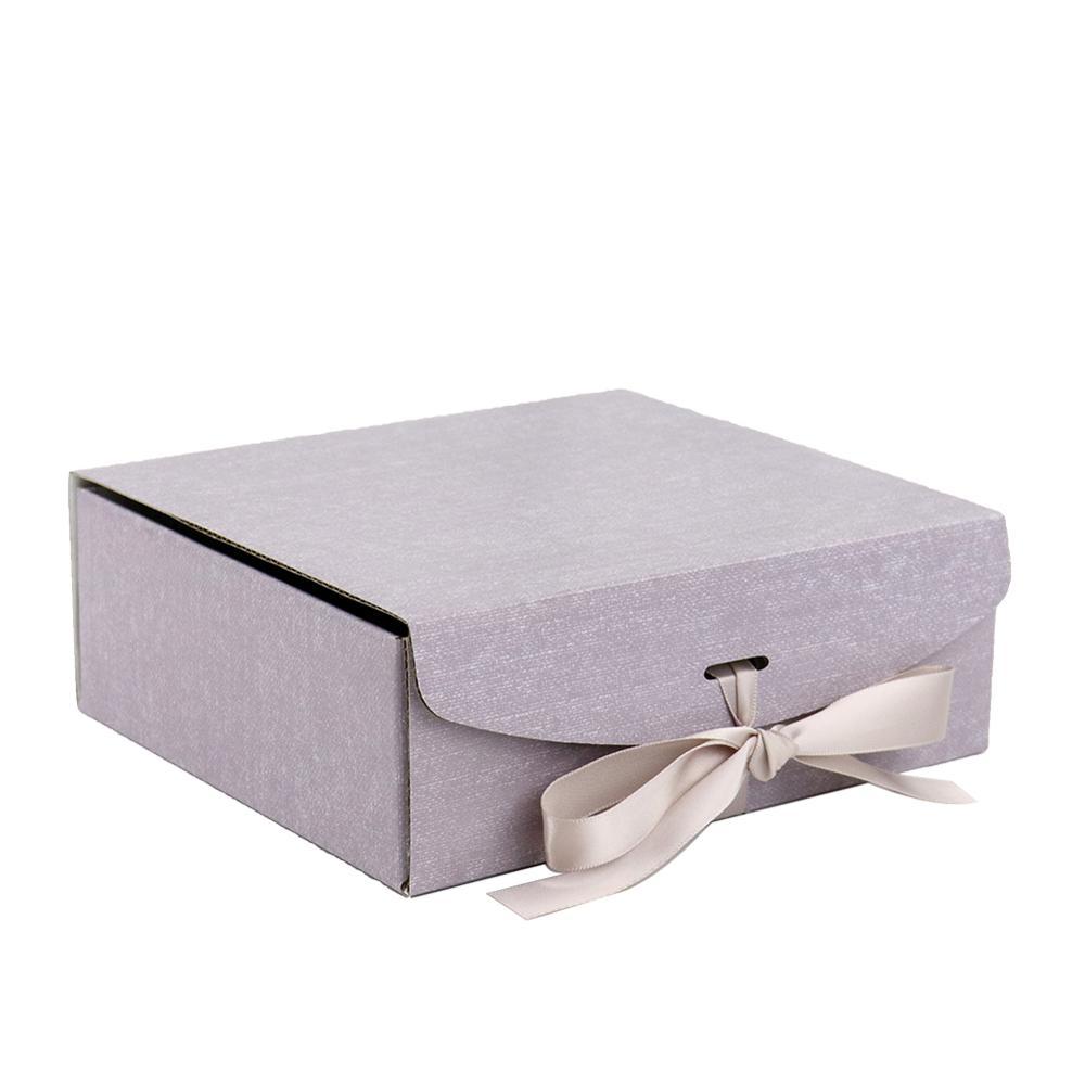 Gran Caja De Regalo Caja De Regalo Con Broche de imán cierre la tapa y la cinta