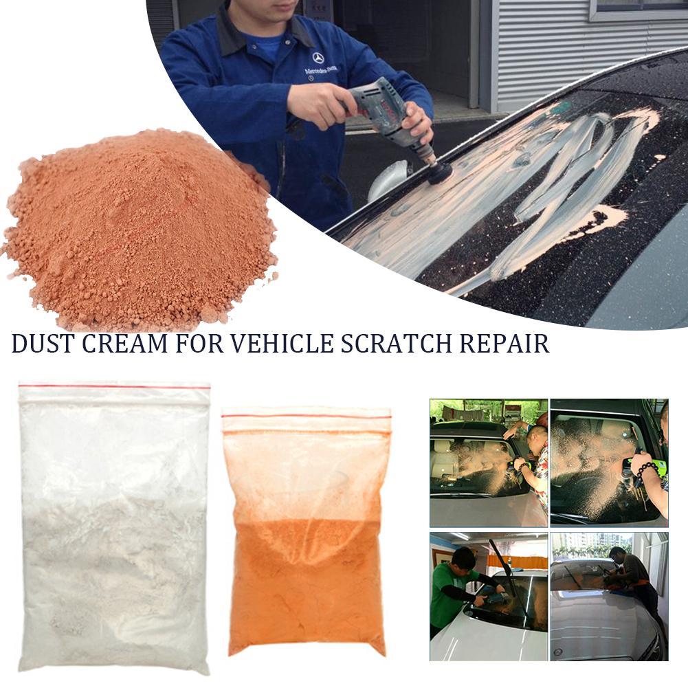 Sen-Sen DIY Windschutzscheibe Reparaturs/ätze Glas Kratzer Wiederherstellung Risse Chips Repair Tools orange