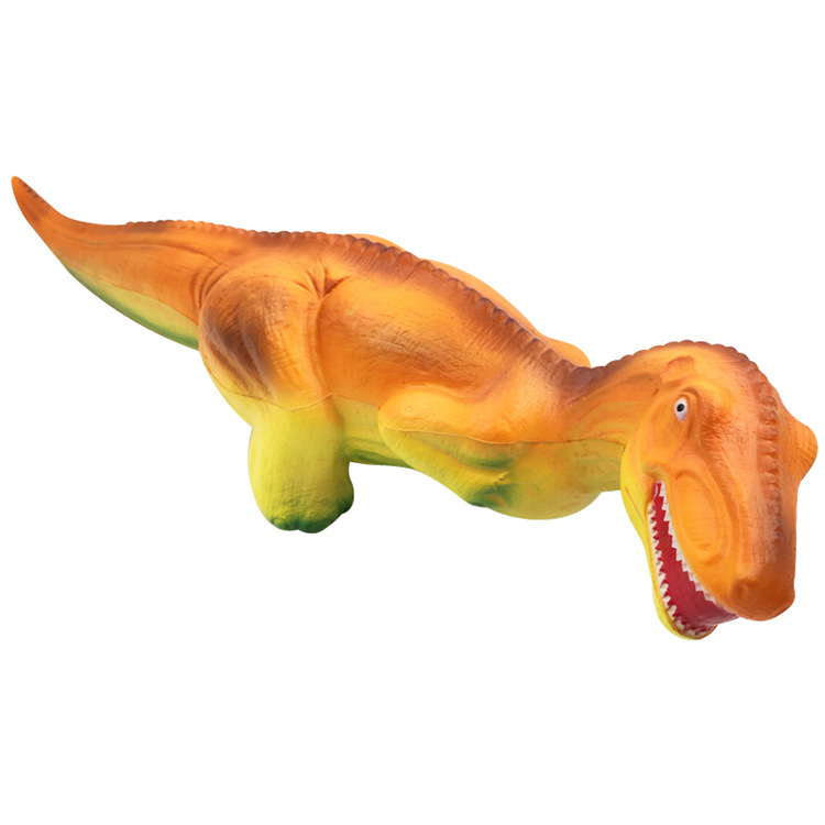 2019 New 50cm Large Dinosaur PU Squishy Depression Toys For Kids Slow Rising Home Decoration Children Gift Novelty