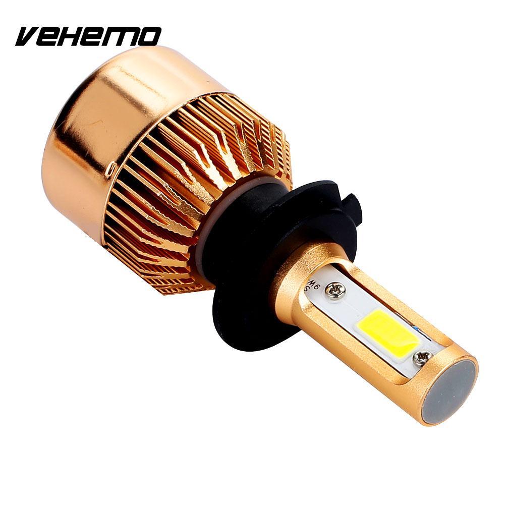 Venta al por mayor Cars LED Headlight Light Bulbs Montaje de iluminación de la lámpara delantera Luz de niebla LED para faro de repuesto Car Styling