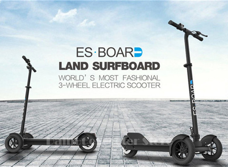 Daibot Electric Scooters Adults 3 Wheels ES Board Self Balancing Scooters 450W Brushless Motor Kids Foldable Electric Skateboard (21)