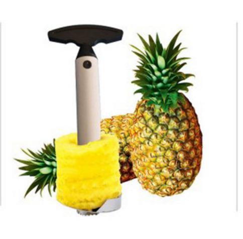 Pineapple Peeler Corer Slicer Cutter Fruit Pineapple Apple Kitchen Utensil Gadget Hot 70 80