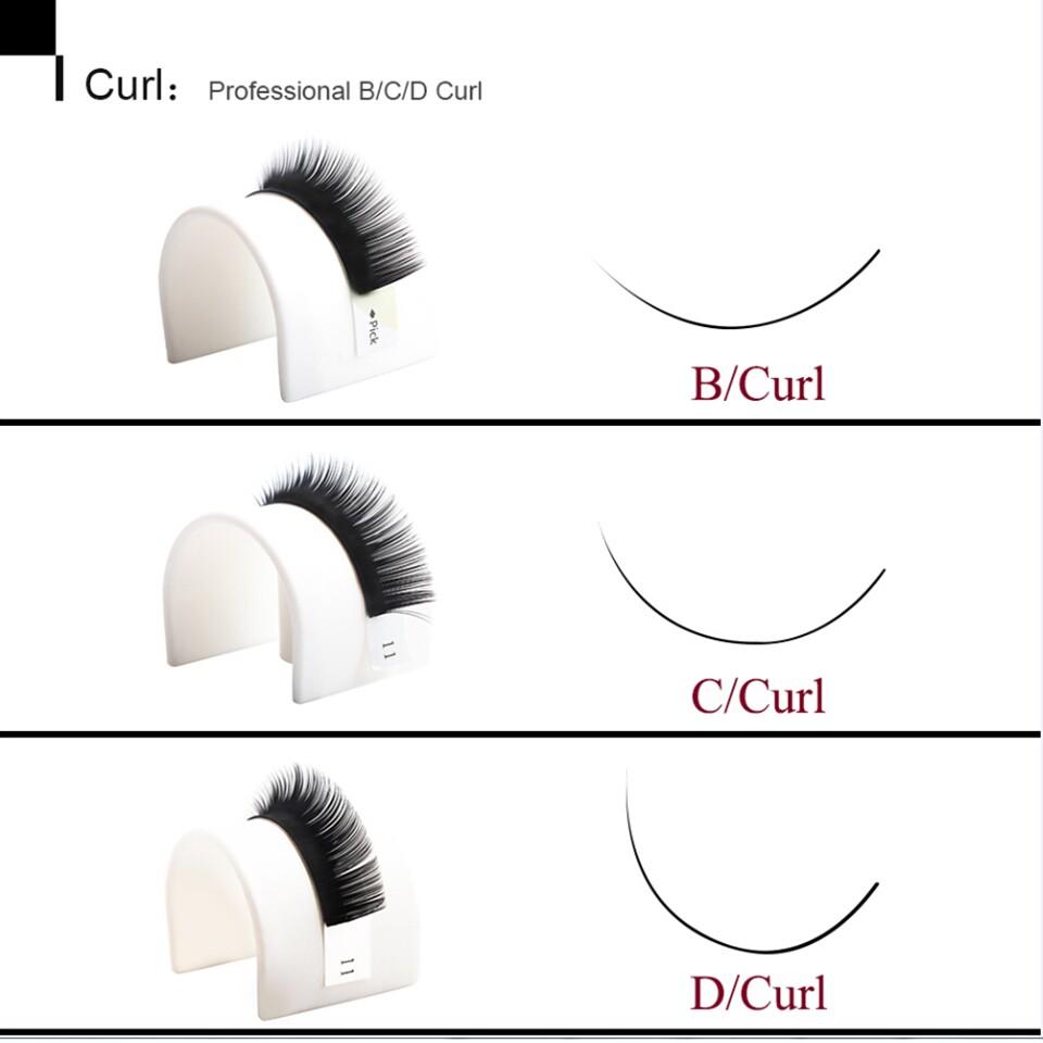 eyelash Extenison Individual Lashes (3)