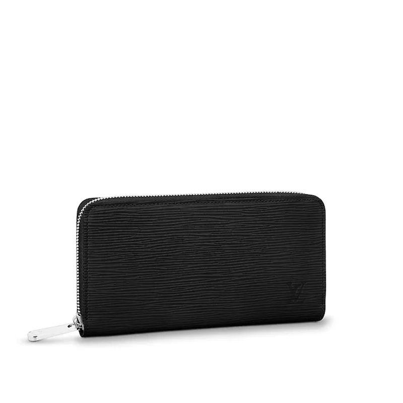 /  handbag ZIPPY zipper leather wallet hand change coin card long wallet M61857