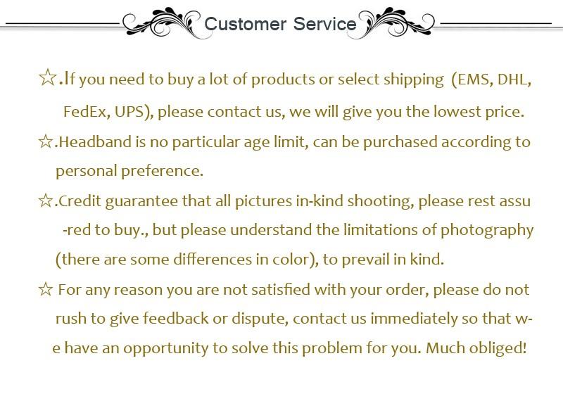 Customer servise