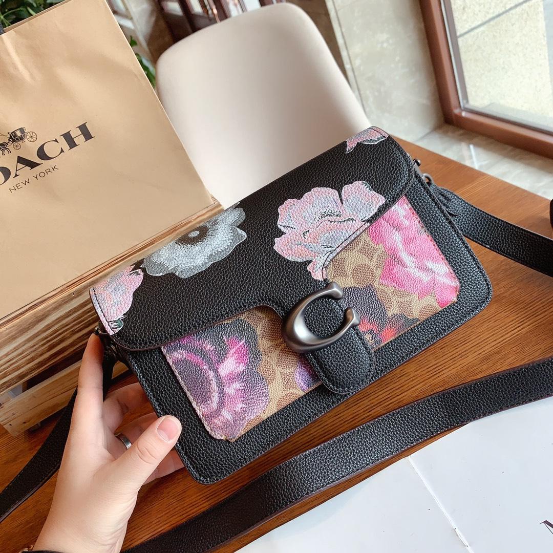 Spalla New-end ad alta Original Design della borsa donne di modo migliore qualità sacchetto di cuoio genuino Formato 30 * 10 * 15 centimetri