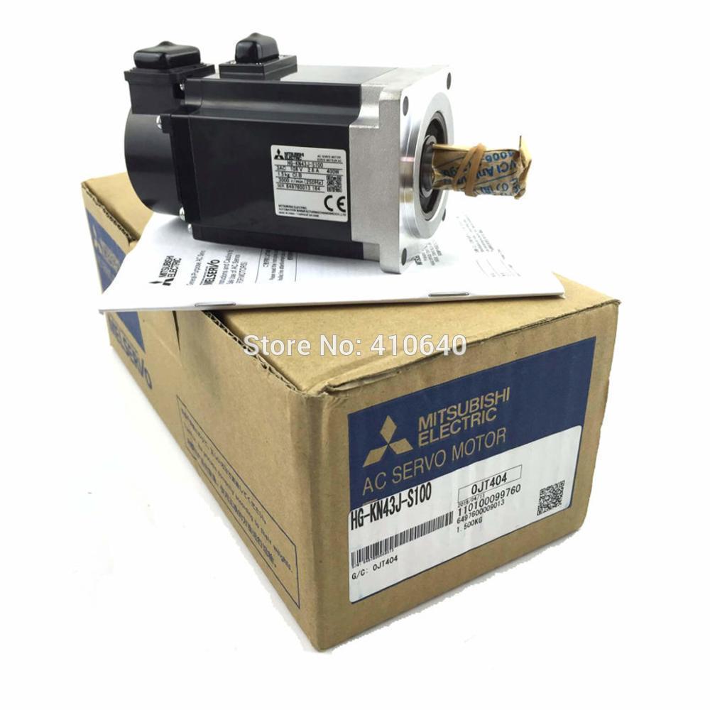 MR-JE-40A + HG-KN43J-S100 04
