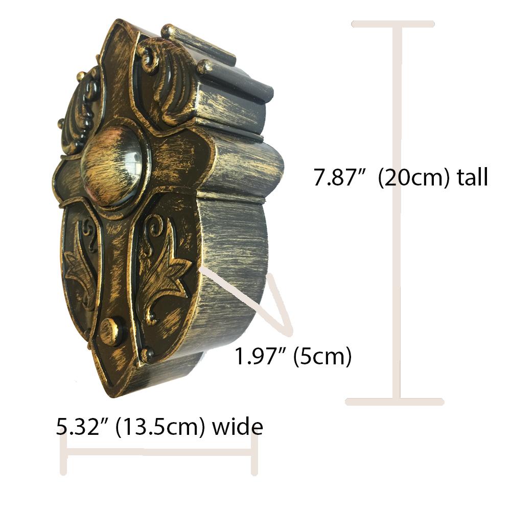 doorbell size