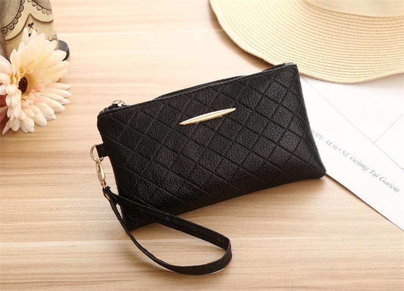 x09-Women Wallet Clutch Vintage
