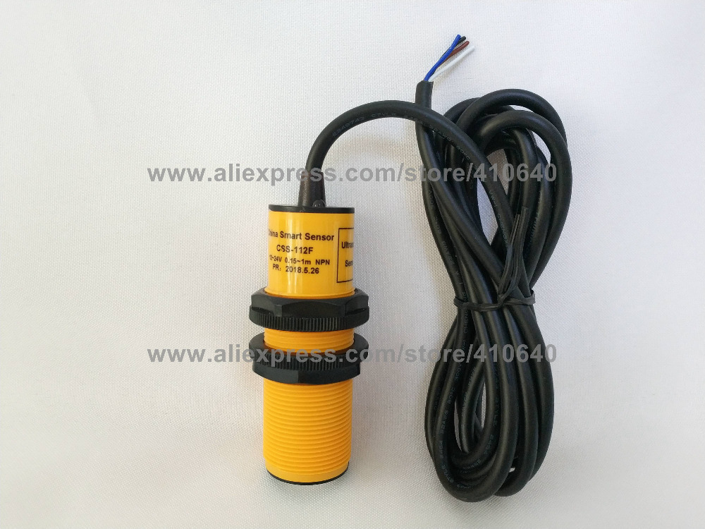 Ultrasonic Sensor CSS-112F (2)