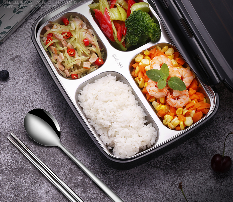 Stainless steel lunch box19
