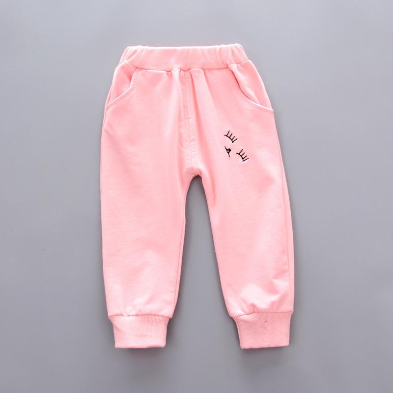 2019 Autumn Children Girls Cotton Garment Baby Cartoon Rabbit Shape Hoodies Coat T-shirt Pants Kid Clothing Tracksuit