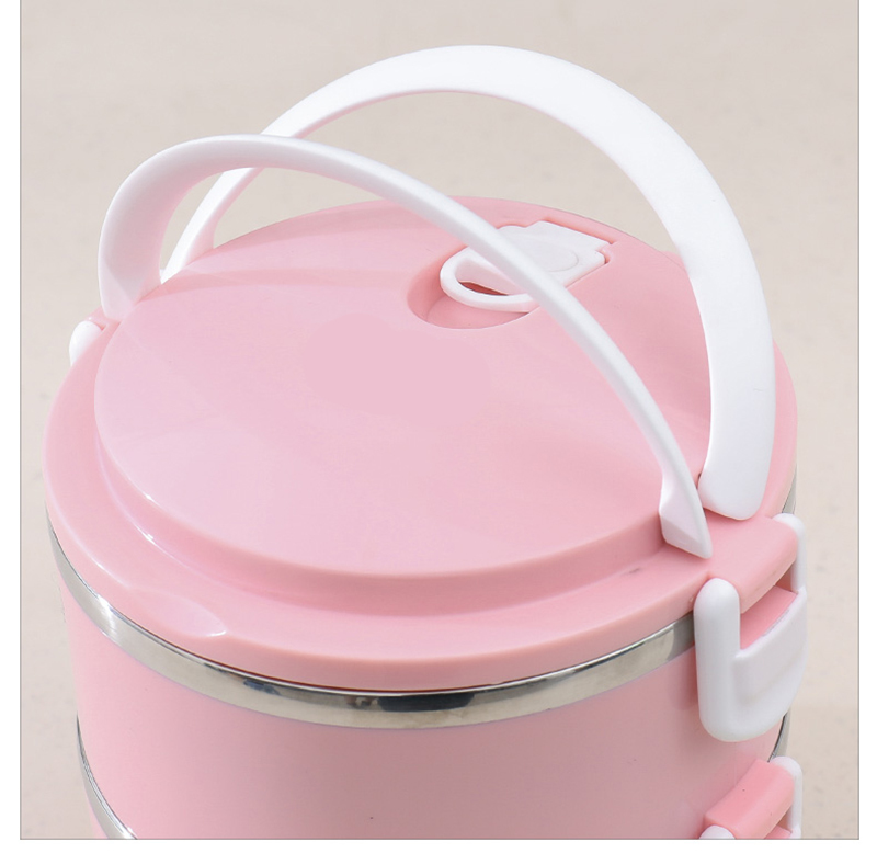 304 stainless steel multi-layer insulated lunch box 36