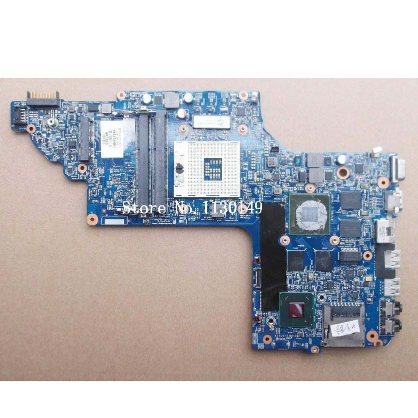 HP DV6 DV6T DV6-7000 Motherboard 682174-501 GT650M 2G 100/% tested