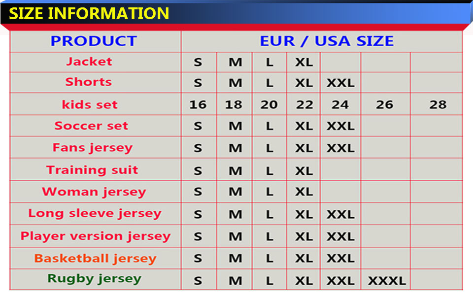 Thai quality Soccer Wear European cup Germany football jersey france uniforms england soccer jersey 2020 2021 Italy uniform
