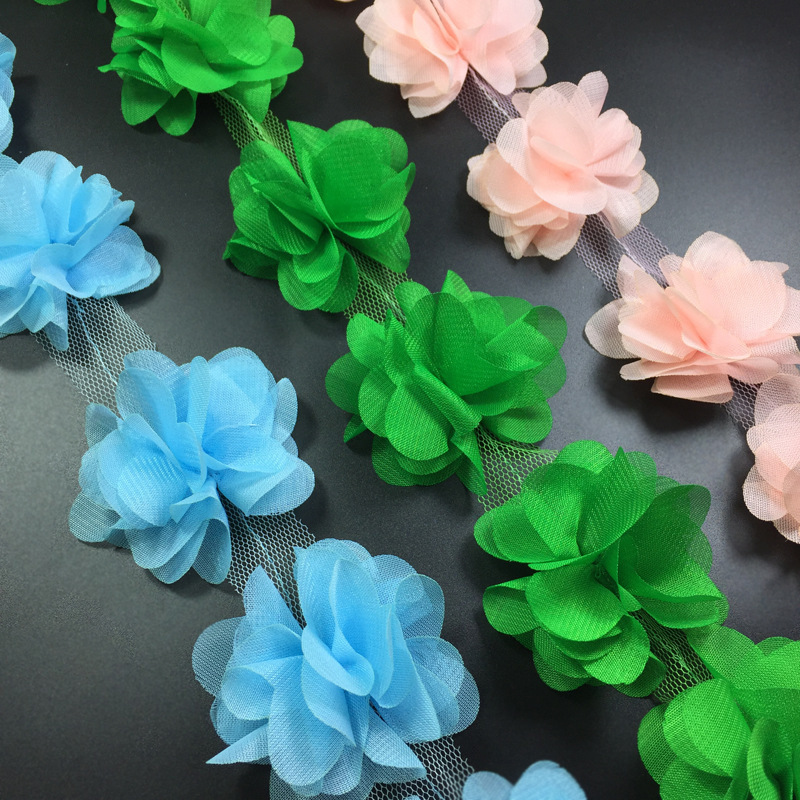 12pcs-flowers-3D-Chiffon-Cluster-Flowers-Lace-Dress-Decoration-Lace-Fabric-Applique-Trimming-Sewing-Supplies (1)
